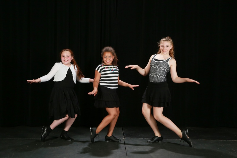 Kid's Tap III, Recital 2014