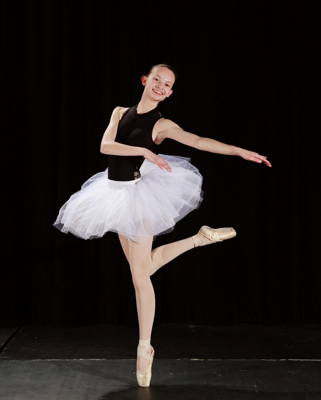 Pointe V-VII - Recital 2014
